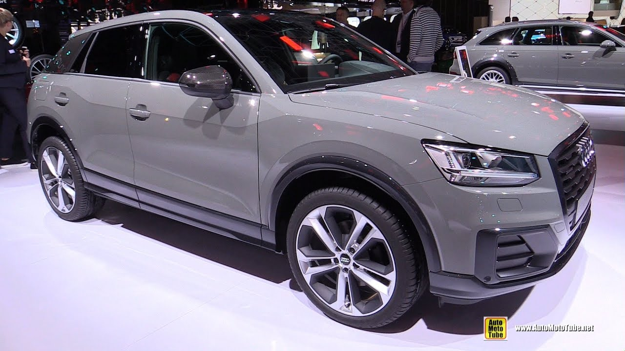 2018 audi q2 tdi quattro exterior and interior. Black Bedroom Furniture Sets. Home Design Ideas