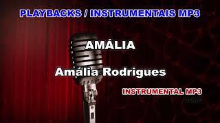 ♬ Playback / Instrumental Mp3 - AMÁLIA - Amália Rodrigues