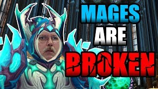 Mages Are BROKEN! Should You Play A Mage In Classic WoW?