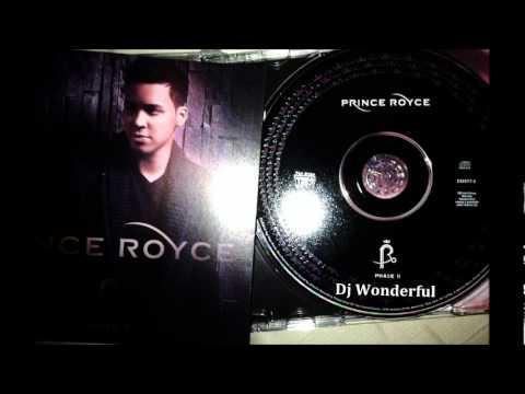 Prince Royce - Mix Phase II ★★(Dj Wonderful)★★/DALE ME GUSTA