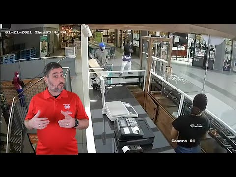 South African Jewelry Store Robbery Teaches Us Lessons