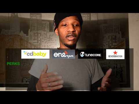 Digital Music Distribution: CDBaby vs OneRPM vs TuneCore vs Reverbnation - 2013