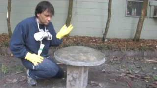 PARABOLIC  MIRROR DIY PARABOLOID HOMEMADE SOLAR CONCENTRATOR Mold DIY di it yourself
