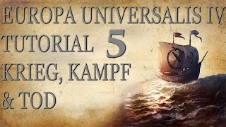 Europa Universalis 4 Tutorial/Guide 5a - Die Armee (Deutsch / HD)