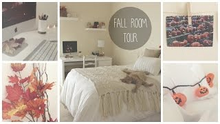 Fall Room Tour // BeautyBySiena ☂♡ Thumbnail