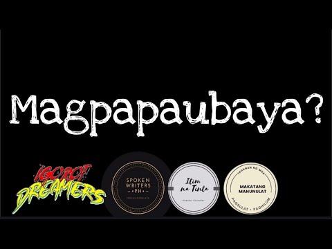 Download MAGPAPAUBAYA? | SPOKEN WORD POETRY | TAGALOG | #AATIW