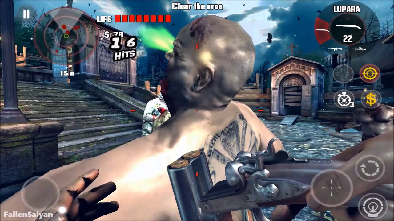 Dead Trigger Mod Apk Download Unlimited Ammo Coins Flarefiles Com