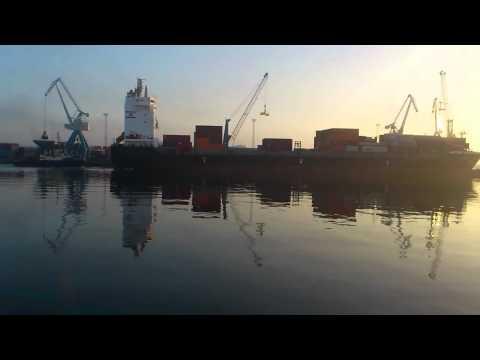 Clipper - (Container Vessel) Fredericia
