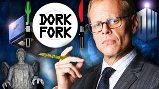 Repeat youtube video ALTON BROWN cooks DOCTOR WHO style: DORK FORK - Episode 1