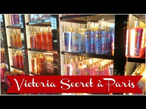 VICTORIA SECRET À PARIS ♡ VLOGMAS 4