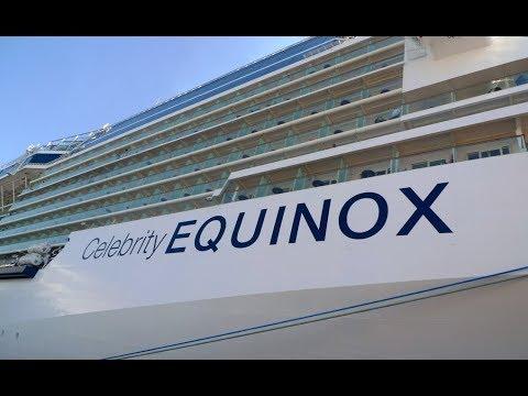 Celebrity Eqinox Balcony Cabin Tour - Cabin 8246