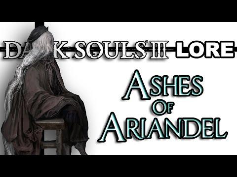 Dark Souls 3 Lore - Ashes of Ariandel DLC  