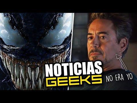¡ADIÓS IRON MAN! Robert Downey Jr. finalmente explica el final de Iron Man