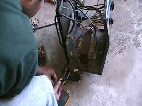 hqdefault how to repair a dead battery charger youtube dayton 12v battery charger wiring diagram at bakdesigns.co