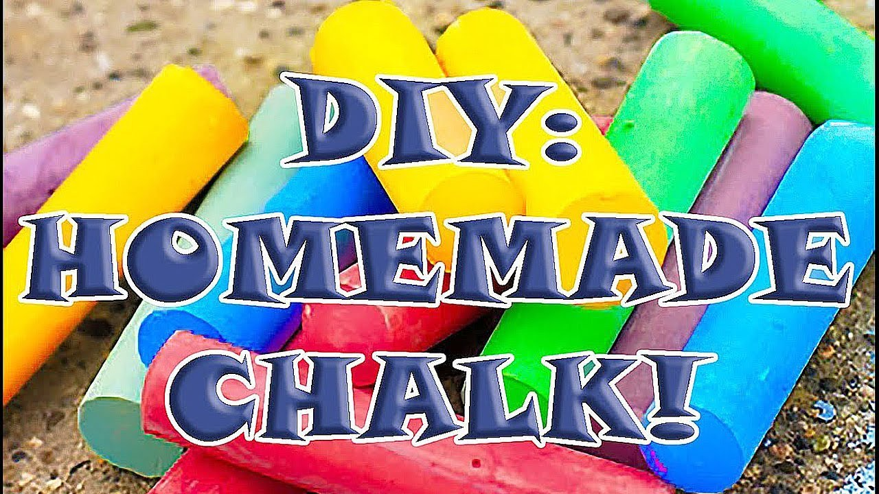 How to make chalk 18