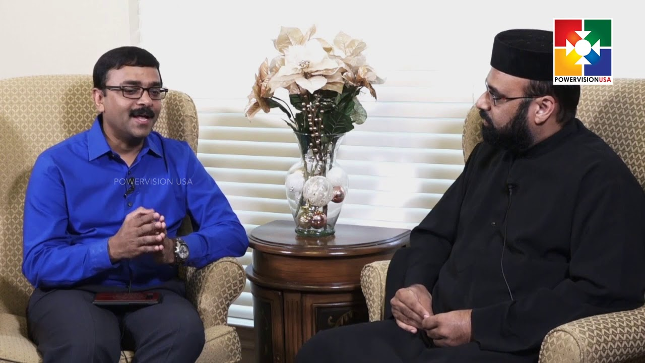 Face to Face with Fr. John Samuel  |  The mastermind behind Sadhusopanam
