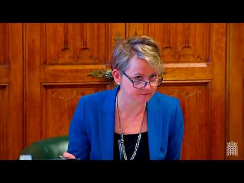 Self-Hating Anti-White Authoritarian Yvette Cooper Mentions Red Ice In Youtube Crackdown