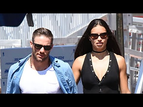 Julian Edelman Dating Adriana Lima, Ex Girlfriend Pregnant With His Baby