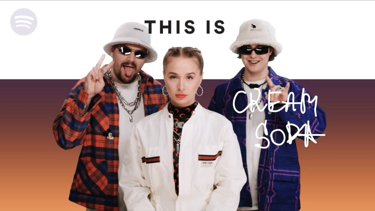 This is CREAM SODA x Spotify