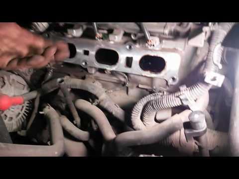 Фото к видео: Ниссан Кашкай Ремонт двигателя MR20DE