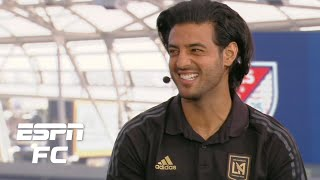 LAFC star Carlos Vela ranks his best goals from his record-breaking season | MLS