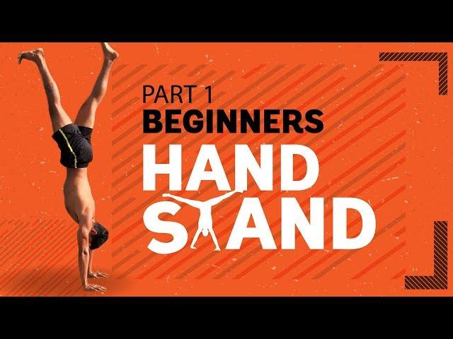 Handstand Tutorial for Beginners | Part 1