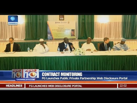 FG Launches Public Private Partnership Web Disclosure Portal