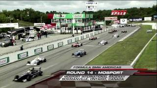 Formula BMW Mosport Recap - Speed TV