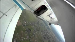 Прыжки с парашютом. Аэродром Чайка. Киев