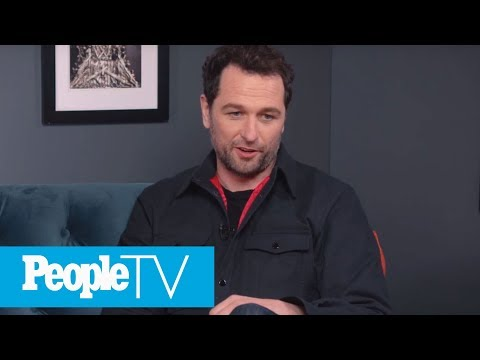 Matthew Rhys Explains He 'Went Method' For His Pot Brownie Scene | PeopleTV | Entertainment Weekly