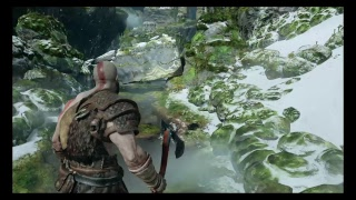 Lets play God of war.