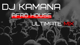 Afro House Ultimate mix by DJ Kamana | Buccaneers Live