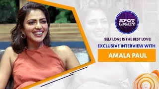 Spotlight | Exclusive Interview with Amala Paul | VJ Abishek | Sun Music