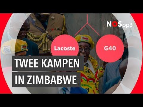 De president versus het leger in Zimbabwe | NOS op 3