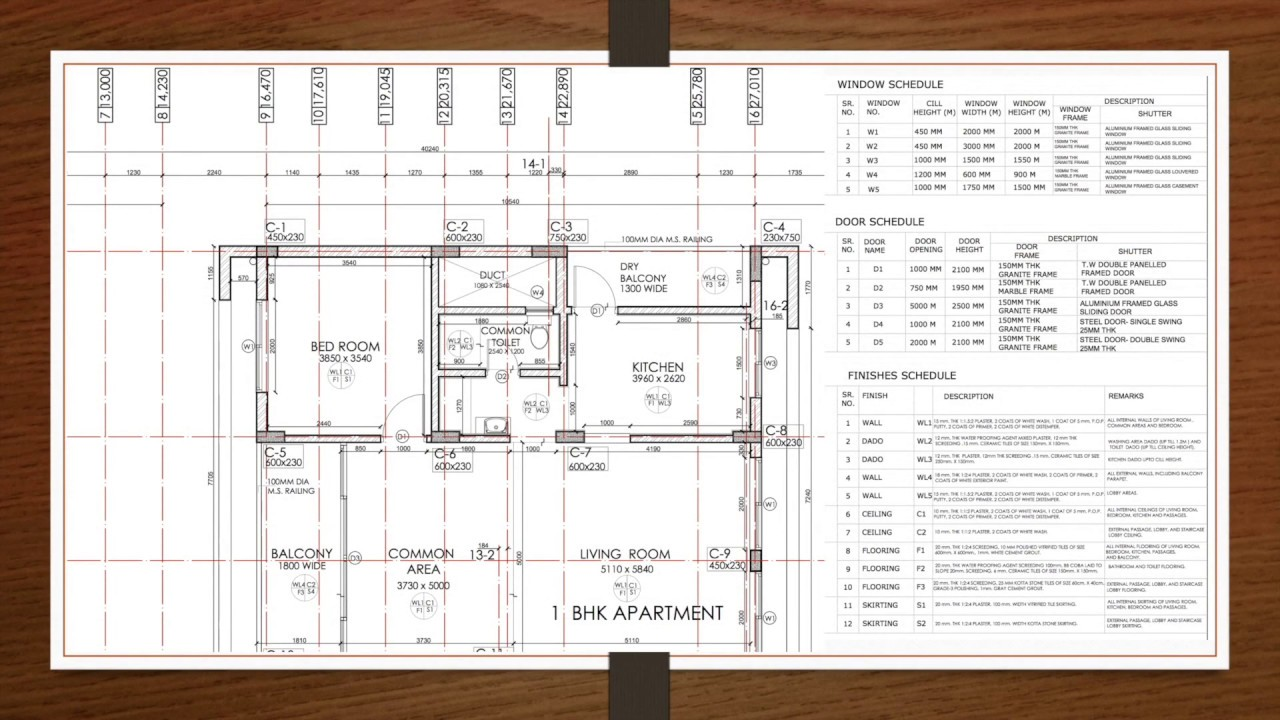 The Professional Practice of Architectural Working Drawings (3rd ed.)