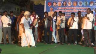 Gaddar Anna Aata Pata : Podustunna Poddu song