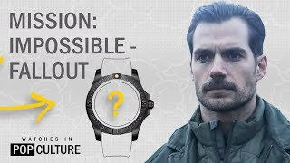 What Watch Is This? Henry Cavill in Mission: Impossible - Fallout   Watches In Pop Culture