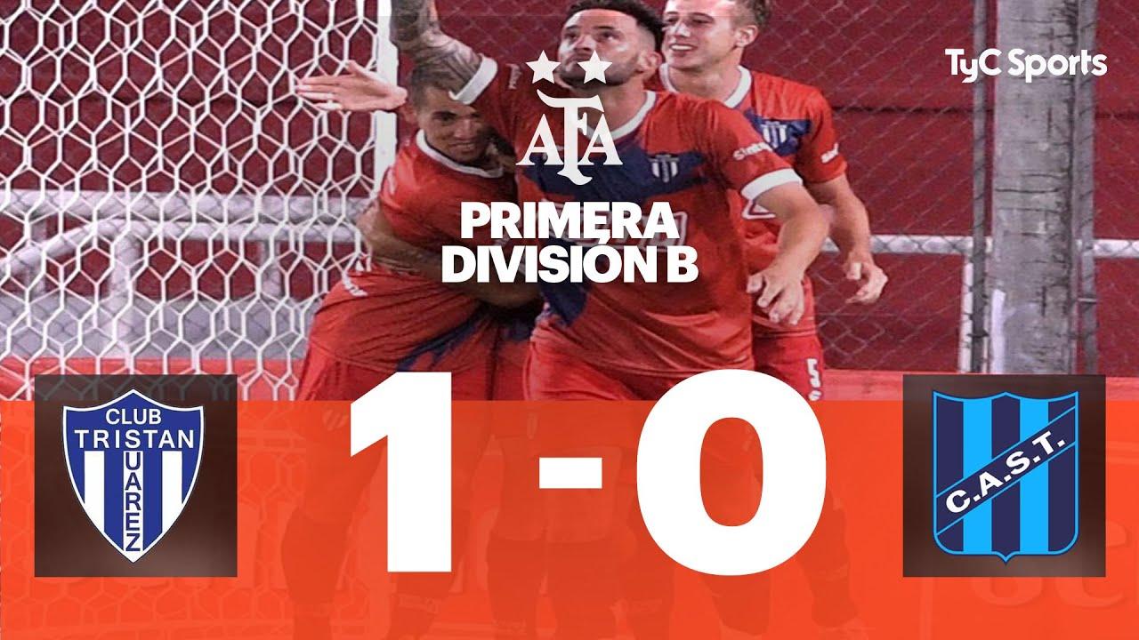 Tristán Suárez 1-0 San Telmo | Primera División B - Final del Reducido por el Segundo Ascenso