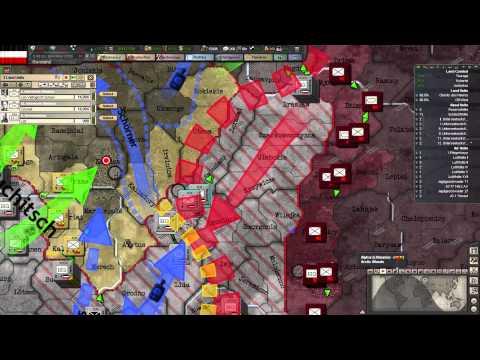 Magyar Let's Play Hearts of Iron 3 TRP - Keleti Irányú Imperializmus - 1. Rész