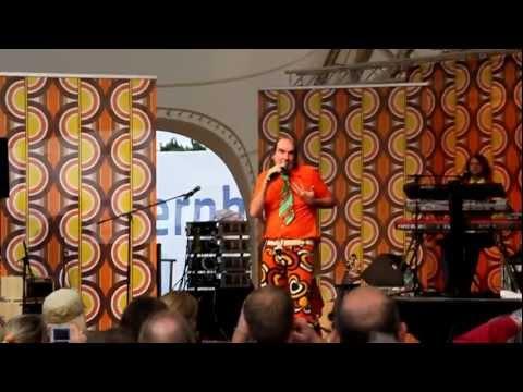 Guildo Horn auf der LGS in Bamberg am 13.07.2012 - Guildo hat euch lieb
