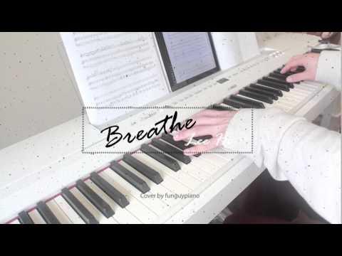 LEE HI - 한숨 BREATHE - piano cover 피아노