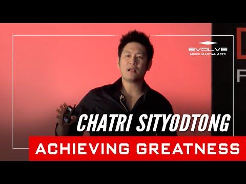 Chatri Sityodtong Tedx