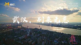 武汉青年地标前读诗迎解封 用青春的声音呼唤大地的苏醒|武汉重启【新冠疫情|News】