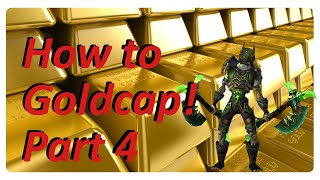 How to Goldcap Part 4 Mama das Gold ist da!