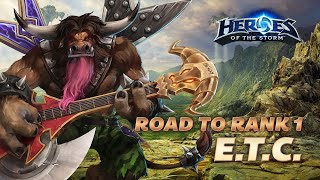 Road to Rank 1 - E.T.C. - Hero League Game Analysis