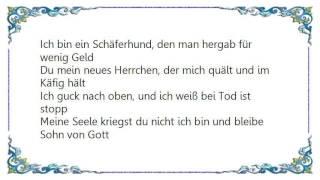 Haftbefehl - Traurig Aber Wahr Lyrics
