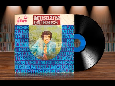 Müslüm Gürses - Ben İnsan Değil Miyim (Orijinal Plak Kayıt) 45lik