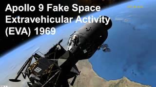 FAKE SPACE - Apollo 9 Extravehicle Activity (EVA)
