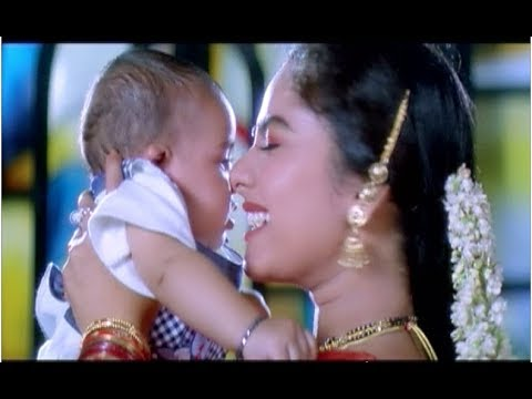 Ammane Ayyanura Song   Intlo Illalu Vantintlo Priyuralu Telugu Movie   Venkatesh   Soundarya   TFN