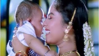 Ammane Ayyanura Song | Intlo Illalu Vantintlo Priyuralu Telugu Movie | Venkatesh | Soundarya | TFN